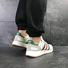 Мужские кроссовки Adidas Iniki,белые 44,45р, фото 3