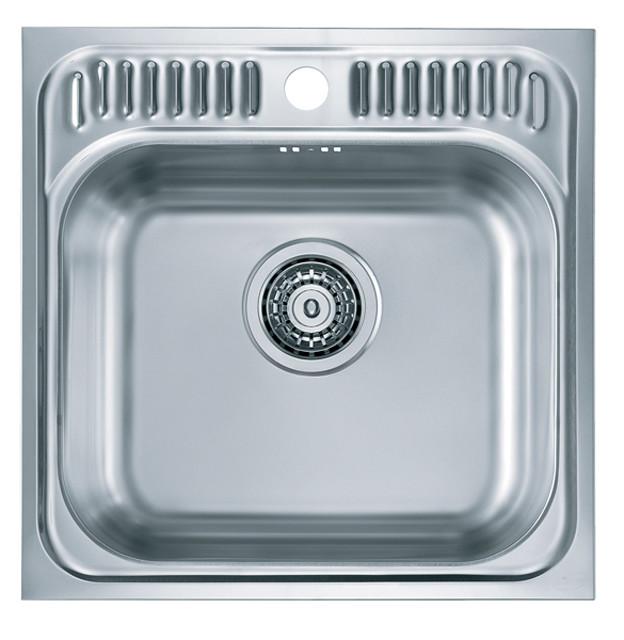 Кухонная мойка Alveus Basic 140 (Нержавейка) (с доставкой)