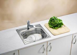 Кухонная мойка Alveus Basic 140 (Нержавейка) (с доставкой), фото 3