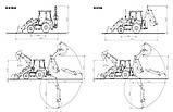 Екскаватор-навантажувач XC870K та XC870HK, фото 3