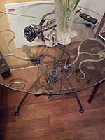 Стол кованый ручной работы