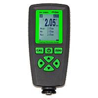 Толщиномер CM-208FN - Измерение цинкового покрытия.