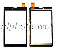Тачскрин для планшета Impression ImPAD M701, B701, B702 черный. Тип 2