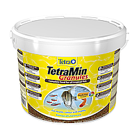 Гранулы для всех аквариумных рыб- корм сухой, TetraMin Granules, 10л