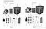 Мотопомпа 8м3/ч, Кентавр ВБМ-2552, фото 2