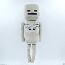 Мягкая игрушка Майнкрафт Скелет Minecraft