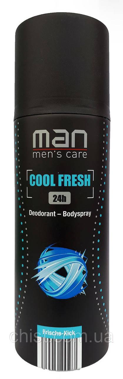 MAN дезодорант спрей (200 мл) Cool Fresh