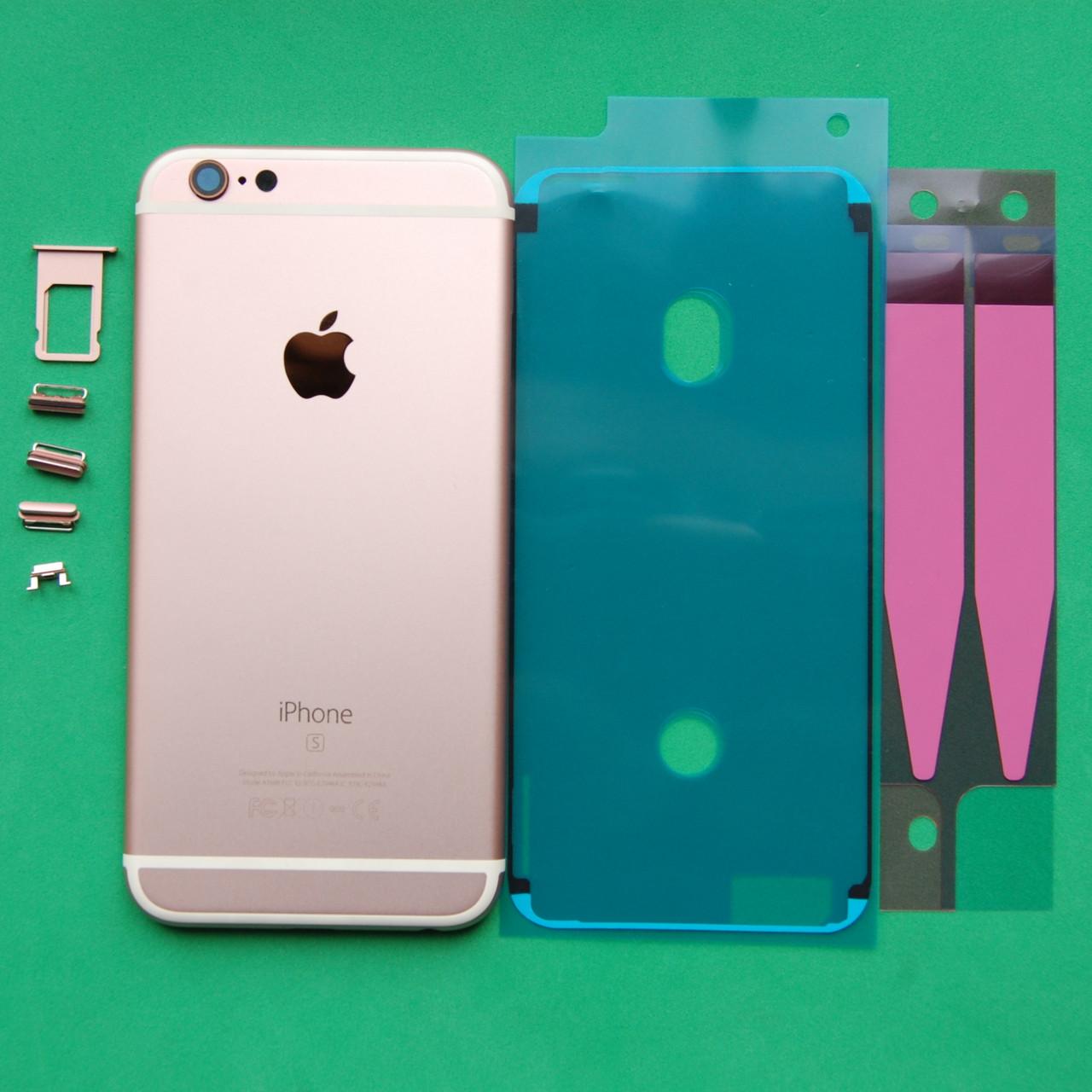 Корпус Apple iPhone 6S Rose