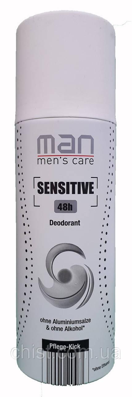 MAN дезодорант спрей (200 мл) Sensitive