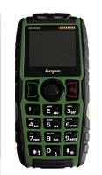 Противоударный телефон Hope AK9000 / 2sim / батарея 5000 mAh / Power Bank