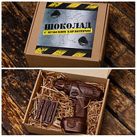 Шоколадный набор Шуруповерт.  Оригинальный набор мужу, фото 1