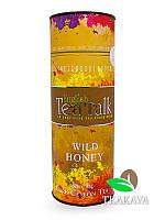 Чай чёрный «English Tea Talk» Wild Honey - Дикий мёд, 100 грамм