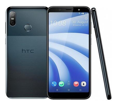 Смартфон HTC U12 Life 4/64GB Moonlight Blue