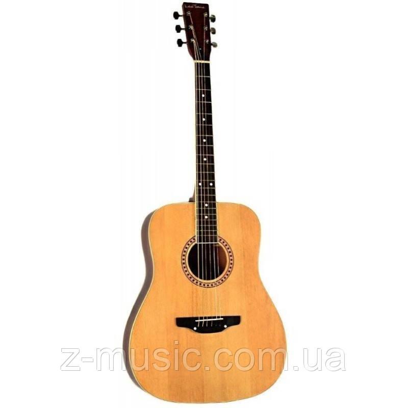 Гитара акустическая Trembita Leoton L-07   (струна, копилка, медиатор)