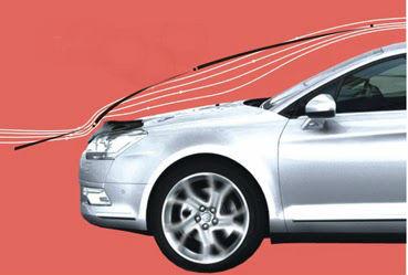 Дефлектор капота (мухобойка) Mazda Premacy с  2007 г.в