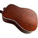 Гитара акустическая Trembita Leoton L-07   (струна, копилка, медиатор), фото 3