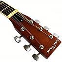 Гитара акустическая Trembita Leoton L-07   (струна, копилка, медиатор), фото 4