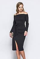 (S / 42-44) Класичне чорне вечірнє плаття Hazell