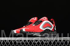 Мужские кроссовки UNDERCOVER x Nike Air Max 720 Red (спортивные Найк Аир Макс 720) красные, фото 3