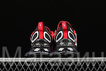 Мужские кроссовки UNDERCOVER x Nike Air Max 720 Red (спортивные Найк Аир Макс 720) красные, фото 2