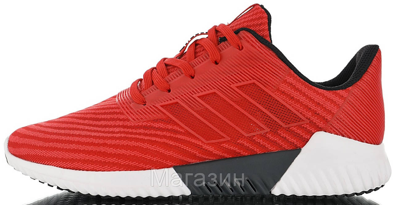"""Мужские кроссовки adidas ClimaCool 2.0 """"Red"""" (в стиле Адидас Климакул) красные"""