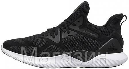 """Мужские кроссовки adidas Alphabounce Beyond """"Core Black / White"""" CG5581 (Aдидас) черные, фото 2"""