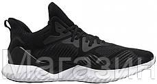 """Мужские кроссовки adidas Alphabounce Beyond """"Core Black / White"""" CG5581 (Aдидас) черные, фото 3"""