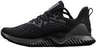 """Мужские кроссовки adidas Alphabounce Beyond """"Black"""" (Aдидас) черные"""