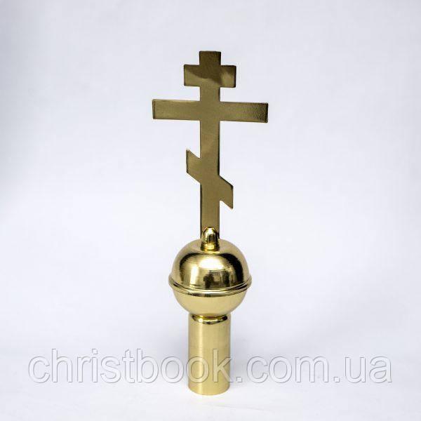 Хрест верхівка #3
