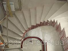 Сходи залиті бетоном