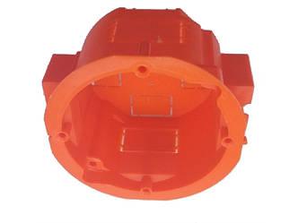 Коробка монтажна NIKSEL ОРАНЖ. блокова PK-60/45 цегла/бетон