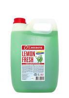 Lemon Fresh рідина для миття посуду 5л.