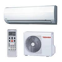 Инверторный кондиционер Toshiba до 20 кв.м RAS-07EKV-EE/RAS-07EAV-EE , фото 1