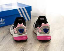 Женские кроссовки в стиле Adidas Falcon (36, 38 размеры), фото 3