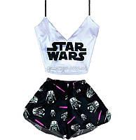 Пижама женская Star Wars шелковая