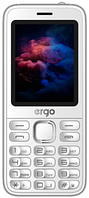 Мобильный телефон ERGO F181 Step   2 сим,1,77 дюйма,0,08 Мп,800 мА\ч.