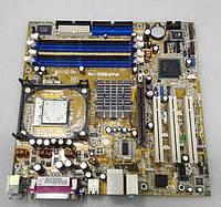 Материнская плата ASUS P4P800-VM Socket478, фото 1