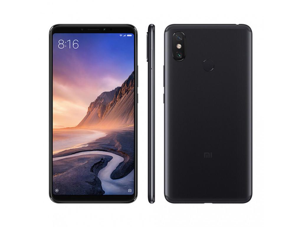 Смартфон Xiaomi Mi Max 3 4/64GB Black Global Rom