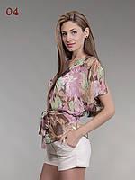 Яркая летняя блузка 04, фото 1