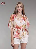 Яркая летняя блузка 03, фото 1