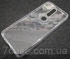 Чехол для Nokia 6.1 Plus / X6 силиконовый прозрачный