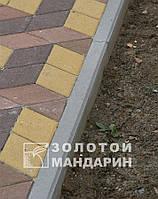 Поребрик садовый для тротуарной плитки
