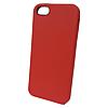 Силиконовая накладка для iPhone 5G/S