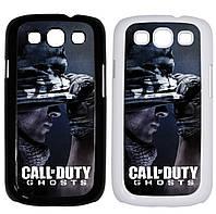 Чехлы для смартфонов Samsung Call Of Duty 01