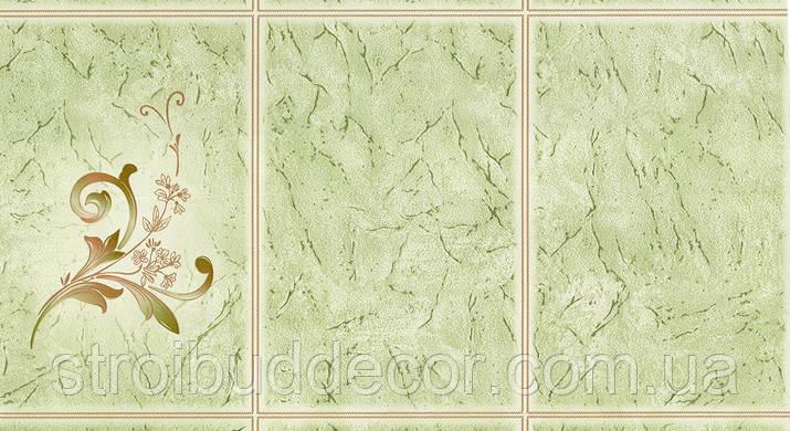 Обои бумажные мойка  Шарм 0,53*10,05 кухня, коридор, ванная плитка