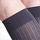 Гольфы компрессионные, 1 класс, 210 Den, (17-20 мм.рт.ст) черные, Travel 310, Lipoelastic, Чехия, фото 2