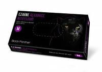 Рукавички нітрилові, DOMAN Black Panther - 100 шт/уп, M