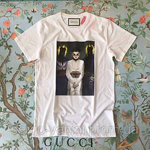 Футболка Gucci (топ реплика)