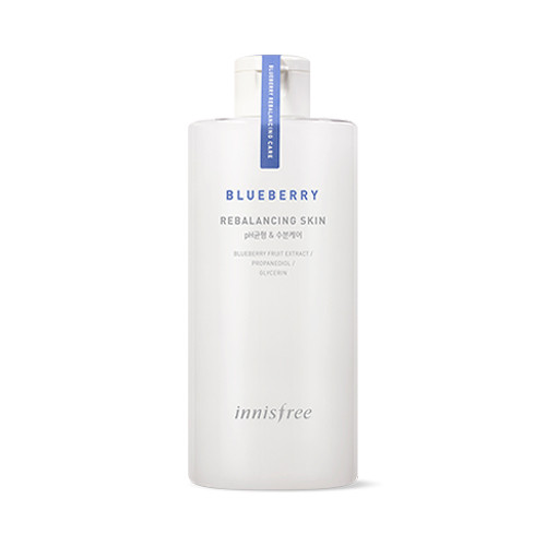 Тонер для восстановления баланса кожи Innisfree Blueberry Rebalancing Skin