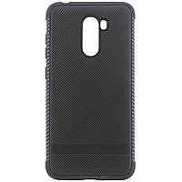 TPU чехол Epik Stylish Series для Xiaomi Pocophone F1 Черный (2-00000027316_1)